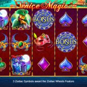 venice magic slot game
