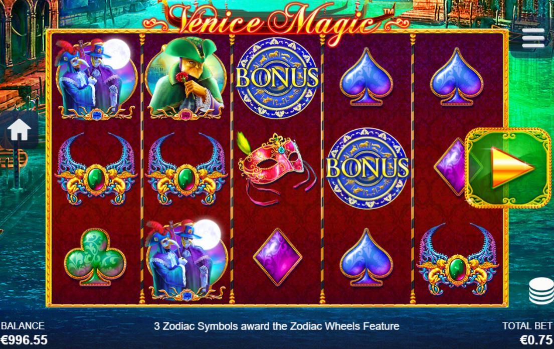 Spiele Venice Magic - Video Slots Online