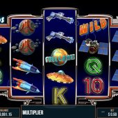 arari asteroids slot game