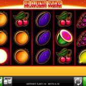 blazing star slot game