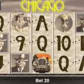 chicago slot game