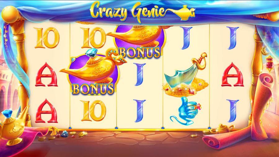 Spiele Crazy Genie - Video Slots Online