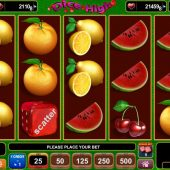 dice high slot game