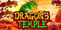 dragons temple slot logo