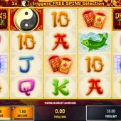 dragons temple slot game