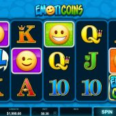 emoticoins slot main game