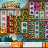 the epic journey slot game