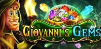 Cover art for Giovanni's Gems slot
