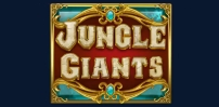 Cover art for Jungle Giants slot