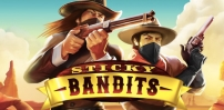 Cover art for Sticky Bandits slot