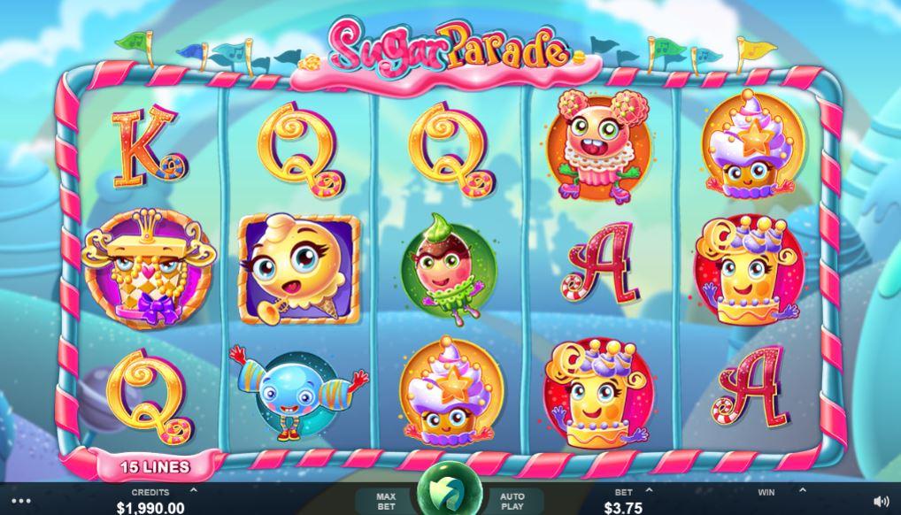 Spiele Sugar Parade - Video Slots Online