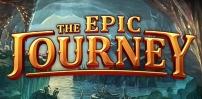 the epic journey slot logo