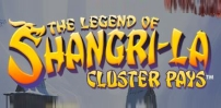 the legend of shangri la slot logo