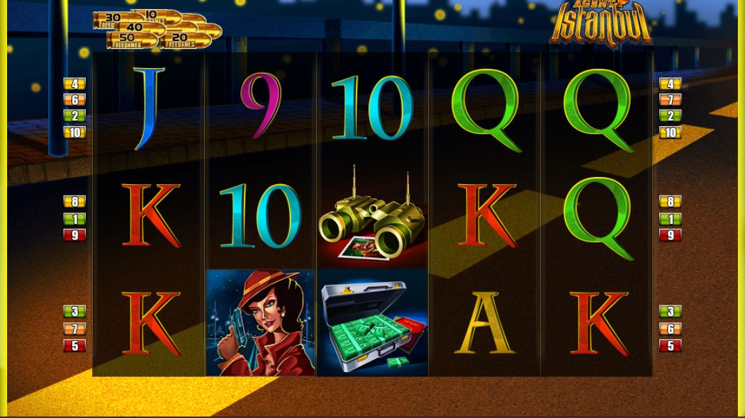 Agent Jane Blonde Slot review from MicroGaming