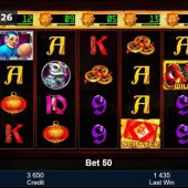 dancing dragon slot game