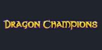 dragon champions slot logo