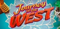 jouney to the west slot logo
