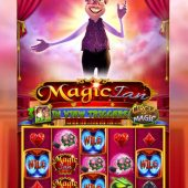 magic ian slot game