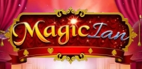 magic ian slot logo