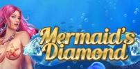 mermaids diamonds slot logo