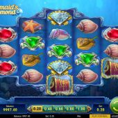 mermaids diamond slot game