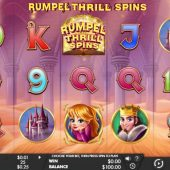 rumpel thrill spins slot game