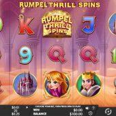 rumpel thrill spins slot game