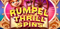 rumpel thrill spins slot logo