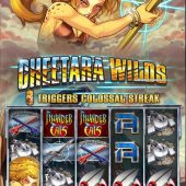 thundercats slot game