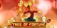 tree of fortune slot logo