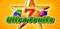 ultra fruits slot logo