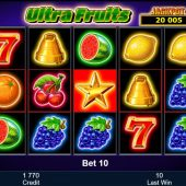 ultra fruits slot game