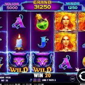 wild spells slot game