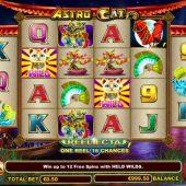 astro cat slot game