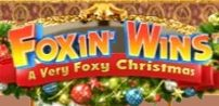 Cover art for Foxin' Wins Christmas Edition slot