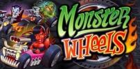 Cover art for Monster Wheels slot