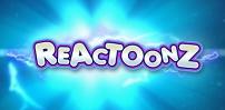 Cover art for Reactoonz slot