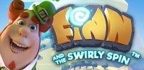 Cover art for Finn and The Swirly Spin slot