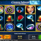 gypsy moon slot game