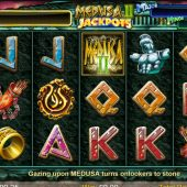 medusa 2 jackpots slot game