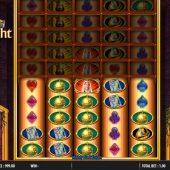 mighty black knight slot