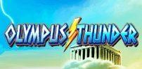 Cover art for Olympus Thunder slot