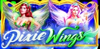 Cover art for Pixie Wings slot
