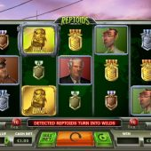 reptoids slot game