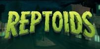 Cover art for Reptoids slot