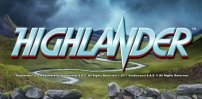 Cover art for Highlander slot