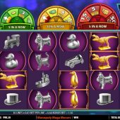 monopoly mega movers slot game