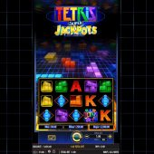 tetris super jackpots slot game