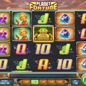 planet fortune slot game