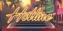 Cover art for Hotline slot